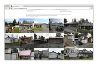 Access Garage Doors - photo gallery page displayed in browser
