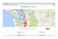 Point Roberts Marina - Reciprocal Clubs displayed in browser