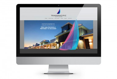 Transpacific Realty Burnaby Property Manager SEO Website