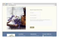 better still day spa contact form