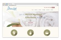 Better Still Day Spa Website Development NetClimber