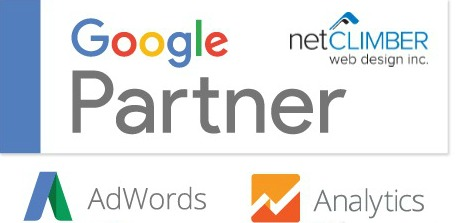 NetClimber is a Google Partner