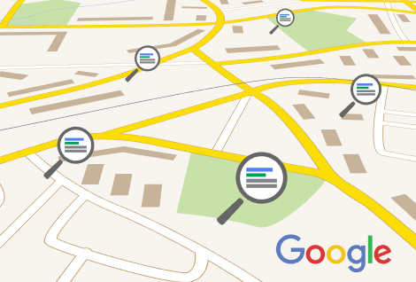 Google Local Search Rankings