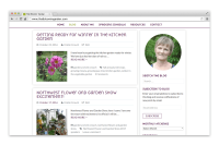 New Gardening Blog Launched