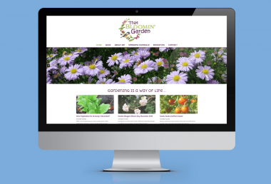 That Blooming Garden Launched