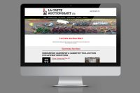 La Crete Auction Mart Home Page