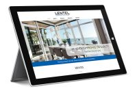 Lentel Construction website