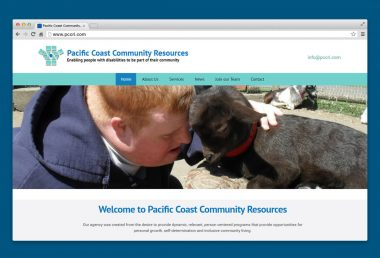 PCCRI home page of website