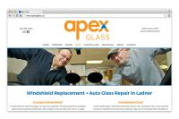 apex glass website