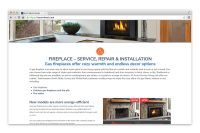 Acorn Heating Fireplaces page