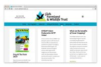 delta farmland and wildlife trust website