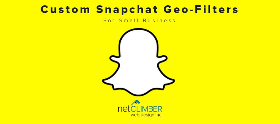 Small Business Geo-Filters