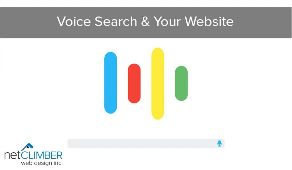 Website Optimization Voice Search