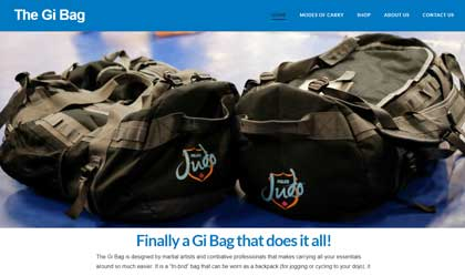 The Gi Bag Home Page