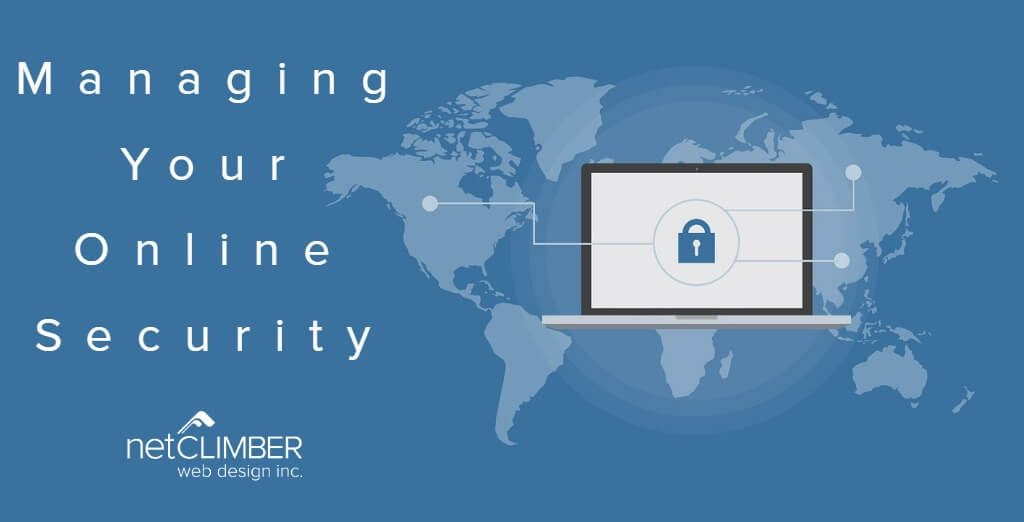 Blog Post - Managing Online Security