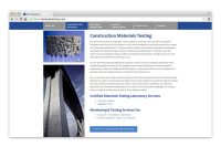 EXL Engineering website
